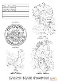 hawaii printable coloring pages coloring home