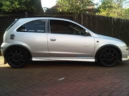 vauxhall vectra black best colour wheels for silver corsa