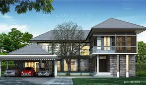 modern style home plans one storey house plans beautiful modern style 2 home