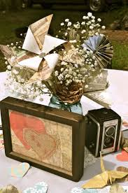 Bridal Shower Centerpiece Ideas by Best 25 Travel Bridal Showers Ideas On Pinterest Travel Party