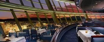 Las Vegas Restaurants With Private Dining Rooms Top Of The World At Stratosphere In Las Vegas