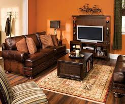 Best  Orange Leather Sofas Ideas Only On Pinterest Orange - Stylish living room furniture orange county property