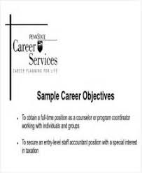 Resume Template Career Objective Career Objective For Hr Resume Template How To Write Career
