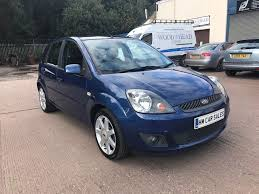 infinity car blue used 2008 ford fiesta 1 4 zetec blue edition 5dr for sale in