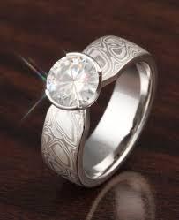 sapphire studios black moissanite white moissanite best diamond alternative for engagement rings krikawa