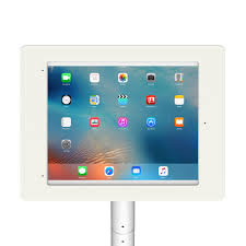 12 9 inch ipad pro home button covered white enclosure w fixed