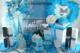 mariage bleu et blanc decoration de mariage bleu turquoise et blanc le mariage