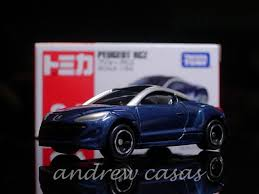 peugeot cars philippines tomica 084 peugeot rcz toy car die cast and wheels
