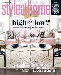 home decorating magazine interior design