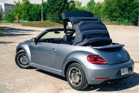 volkswagen vw beetle review 2016 volkswagen beetle denim convertible canadian auto