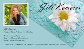 inspirational business cards jill kemerer wsg 20 diy business cards