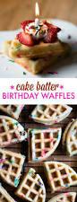 best 25 cake waffles ideas on pinterest birthday waffles kids