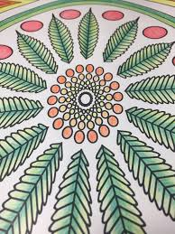 framing coloring pages for wall art u2014 chronic crafter