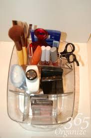 Hair And Makeup Organizer Organizing Make Up Organize 365