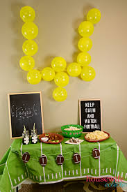 football party ideas 6 football party ideas to make for the big eclectic