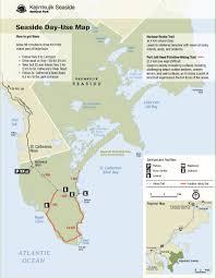Map Of La Area Map Of Kejimkujik Seaside Kejimkujik National Park And National