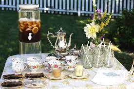 eat drink pretty sneak peek tea party baby shower