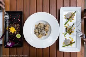 cuisine o link cuisine bar อาหารอ ตาเล ยนกลางโอเอซ สล บท เช อมสาทรเข าก บ