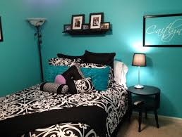 bedroom favorable teenage room ideas in purple painted wall