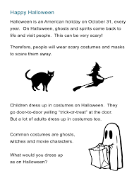 Poem On Halloween 43 Free Esl Worksheets That Enable English Language Learners All Esl