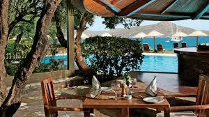 mrs wilkes dining room aglio e olio elounda peninsula all suite hotel pepeiro
