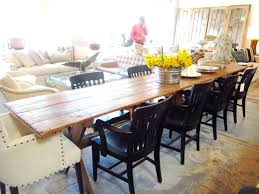 Square Kitchen Table With Bench Dining Table Long Narrow Dining Table And Chairs Seats 12 Modern