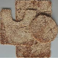 gold bathroom rug sets rugs decoration
