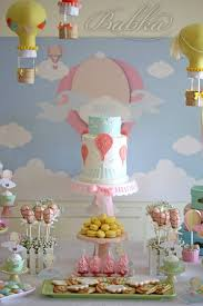 hot air balloon decorations hot air balloon birthday wish