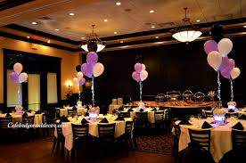 sweet 16 table centerpieces lighted centerpieces search sweet 16 decor