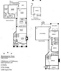 hanover beach colony floorplans