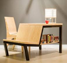 Small Spaces Design by Multifunctional Desk Table Chair For Small Spaces Design Milk