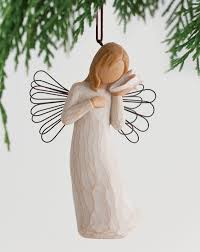 thinking of you ornament willow tree