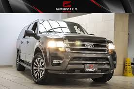 ford expedition el 2017 ford expedition el xlt stock a61326 for sale near sandy