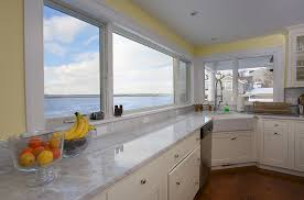 White Carrera Marble Kitchen Countertops - what looks good with carrara marble u2013 interiors for families