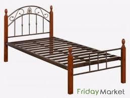 single bed metal frame in uae fridaymarket