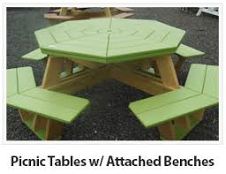 outdoor picnic tables u0026 patio furniture abbott u0027s wood