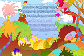 Ketubahs Today Is Your Day Ketubah Modern Ketubahs From This Is Not A