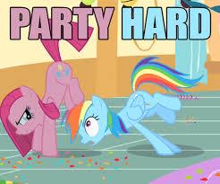 Meme Party Hard - party hard by ninjakat123 on deviantart