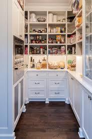 u shaped kitchen pantry design ideas