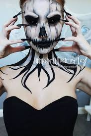 Scary Cat Halloween Makeup Scary Halloween Face Makeup 20 Of The Creepiest Halloween Makeup