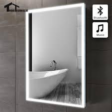 Led Bathroom Mirror by Online Get Cheap Rectangle Bathroom Mirror Aliexpress Com