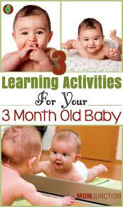 best 25 3 months baby activities ideas on newborn