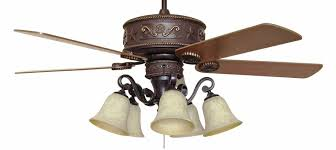 western ceiling fans with lights cc kvwst lk37a western lighted ceiling fan with light kit