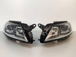 volkswagen xenon volkswagen passat cc 2012 2015 bi xenon headlights xenonled eu