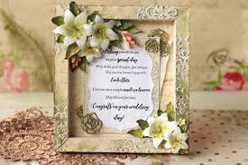 wedding wishes box wedding wishes shadow box card by heena guest designer papericious