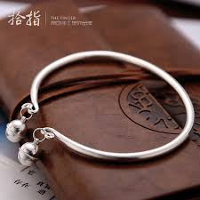 usd 115 00 sterling silver anklets 999 bell fand