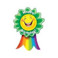 happy birthday ribbon happy birthday smiling ribbon rewards ctp 1085 wooks
