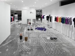 Steel Materials Shop Boutique Interior Design Progetti Da - Modern boutique interior design