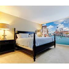 brewster 118 in x 98 in solar system wall mural wals0077 the grand canal wall mural
