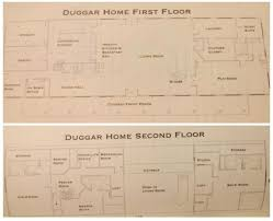 duggar home floor plan duggar home floor plan 19 kids and counting film tv pinterest